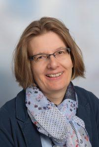Abteilungsleitung Beobachtungsstufe: Brigitte Köchlin